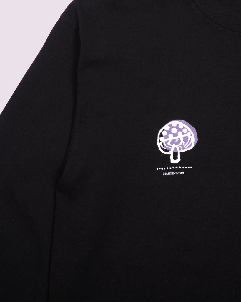 Stoned L/S Jersey - Black