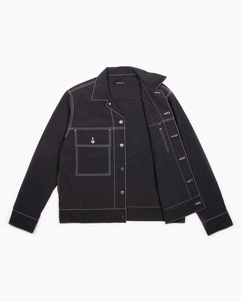 Nylon Ranch Jacket - Black W