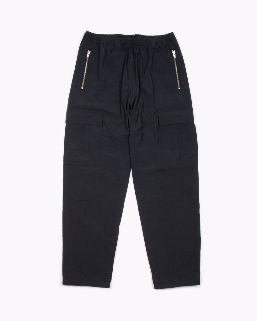 Warm Up Cargo Trouser - Black