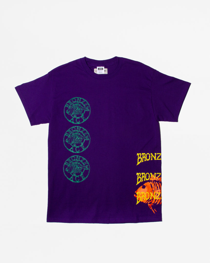 Test Print Shirt - Purple - [product _vendor]
