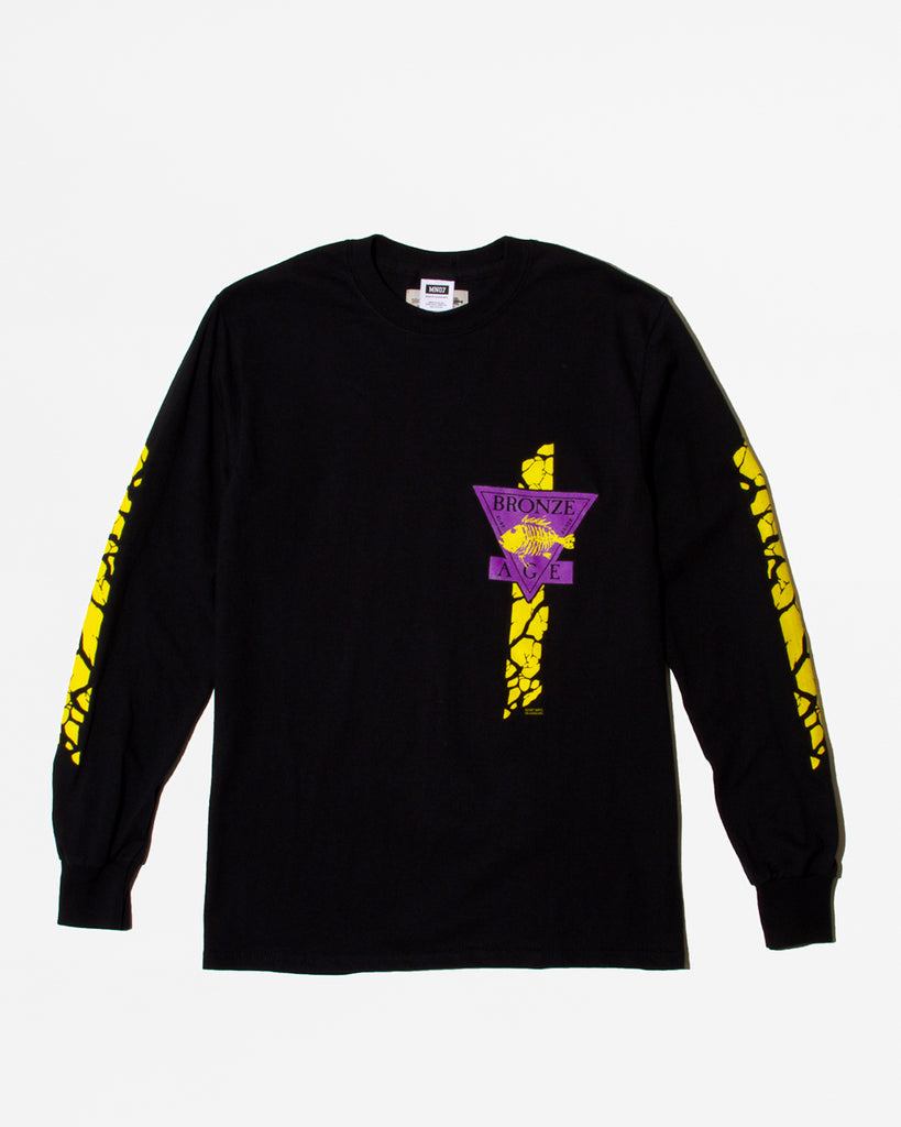 Concrete LS Shirt - Black - [product _vendor]