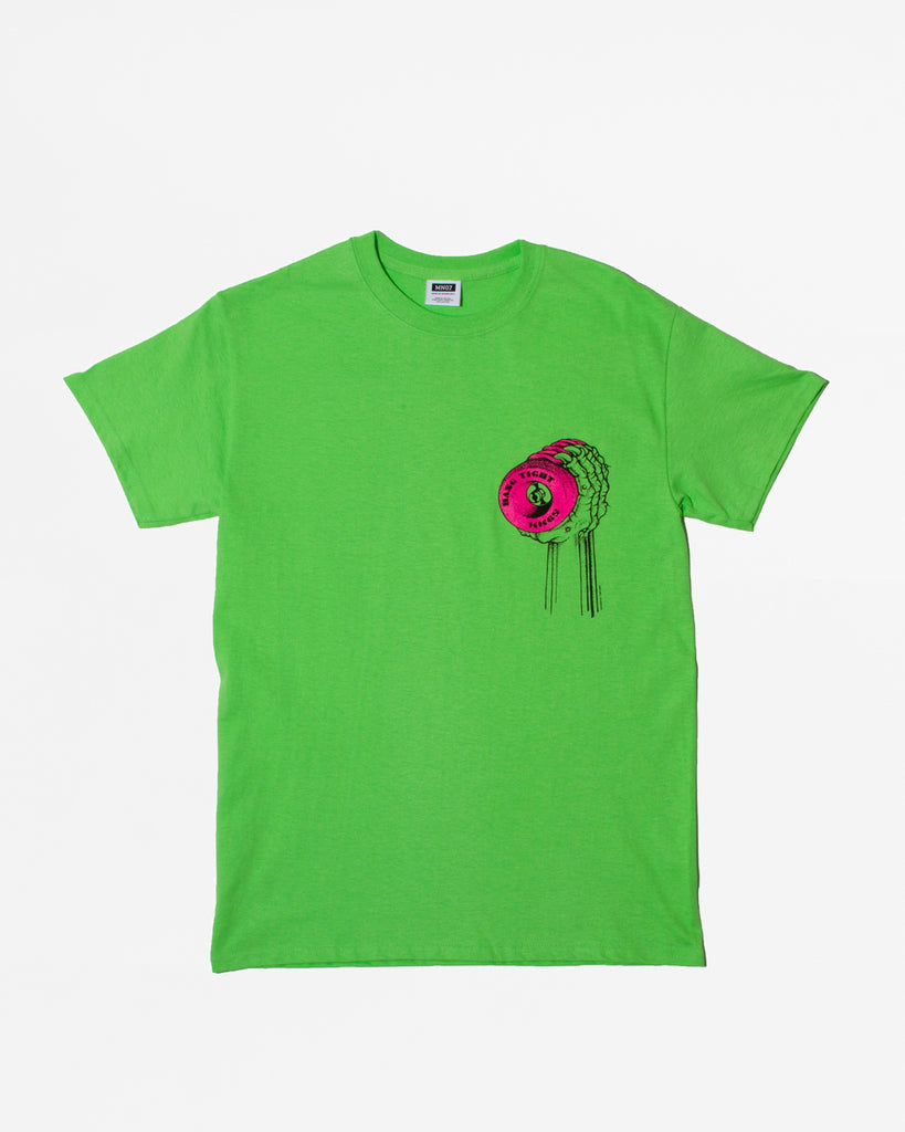 Hang Tight SS Shirt - Lime Green - [product _vendor]