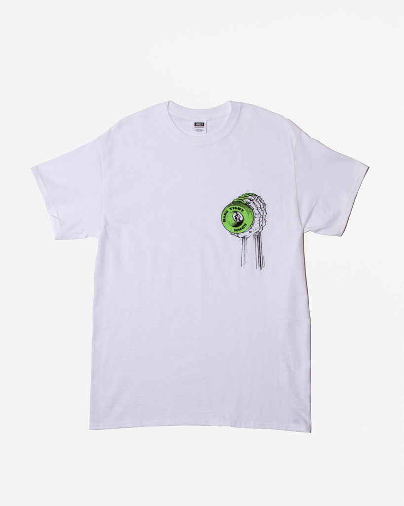 Hang Tight SS Shirt - White - [product _vendor]