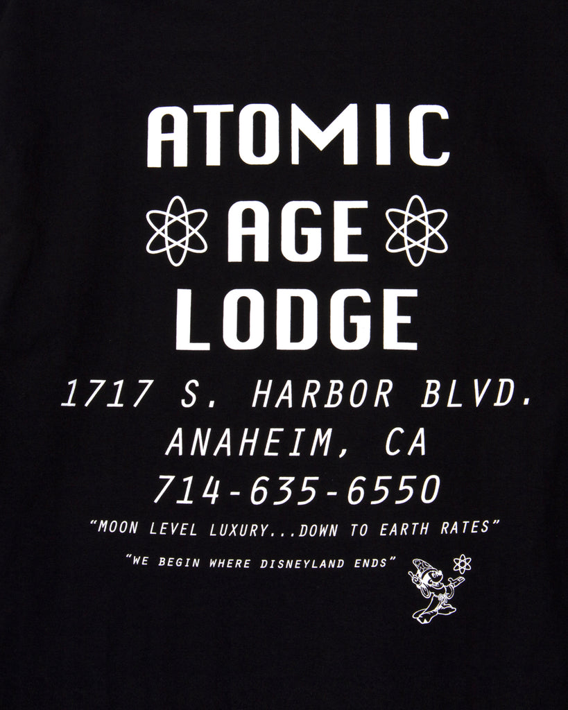 Atomic Lodge LS Shirt - Black - [product _vendor]