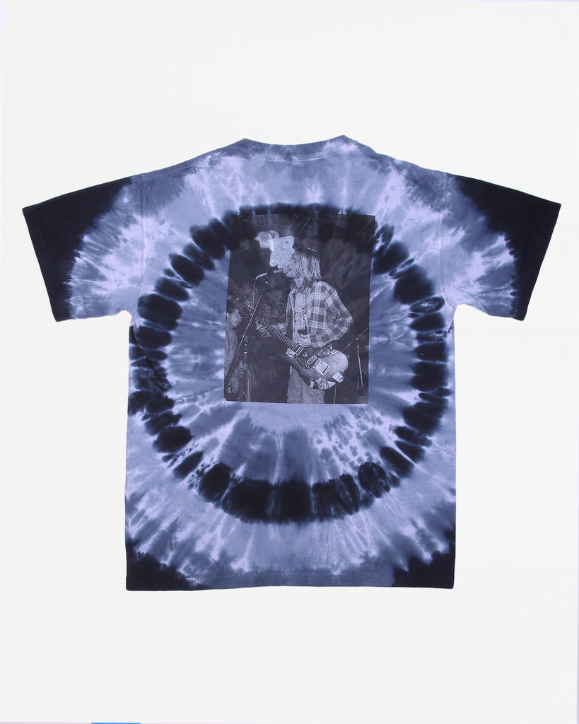 New Wave Tee - Tie Dye