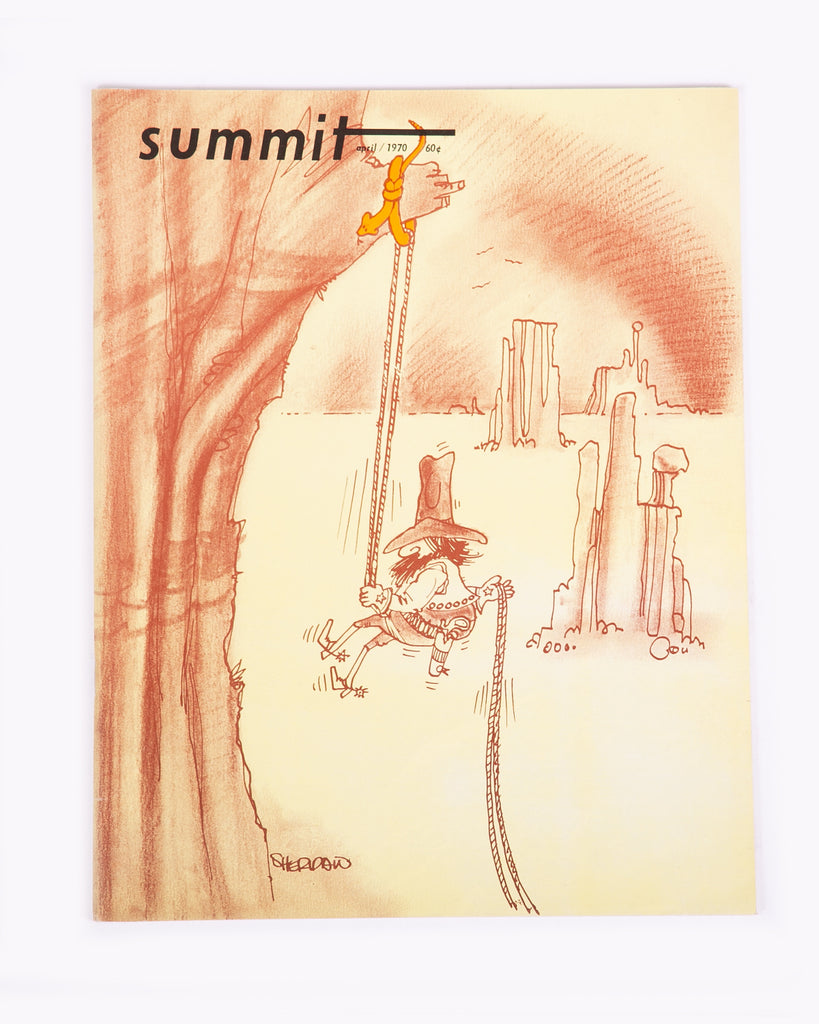Summit Magazine - April 1970