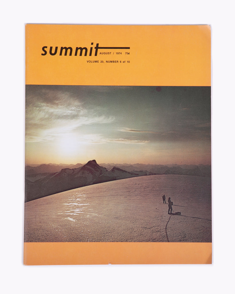 Summit Magazine - August 1974 Vol. 20 No. 6 of 10
