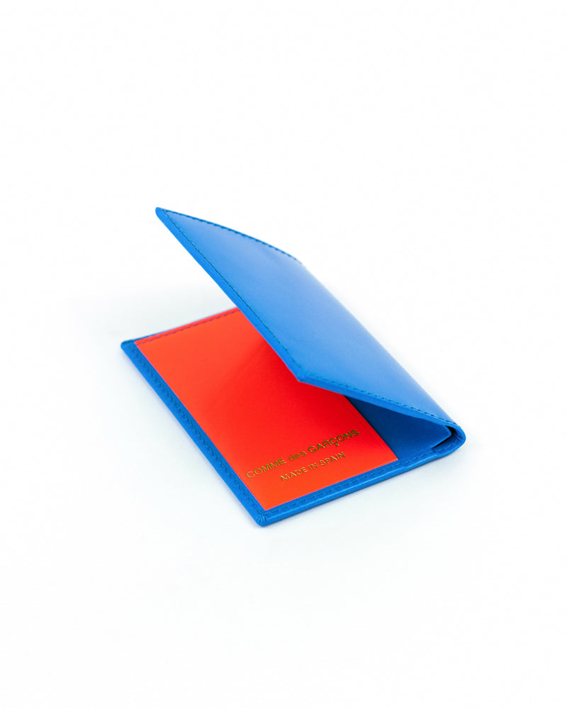 Super Fluo Bifold - Blue - [product _vendor]