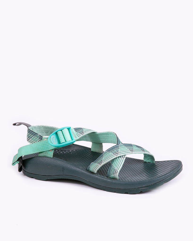 Chaco Z1 Classic Sandal - Teal Jacquard