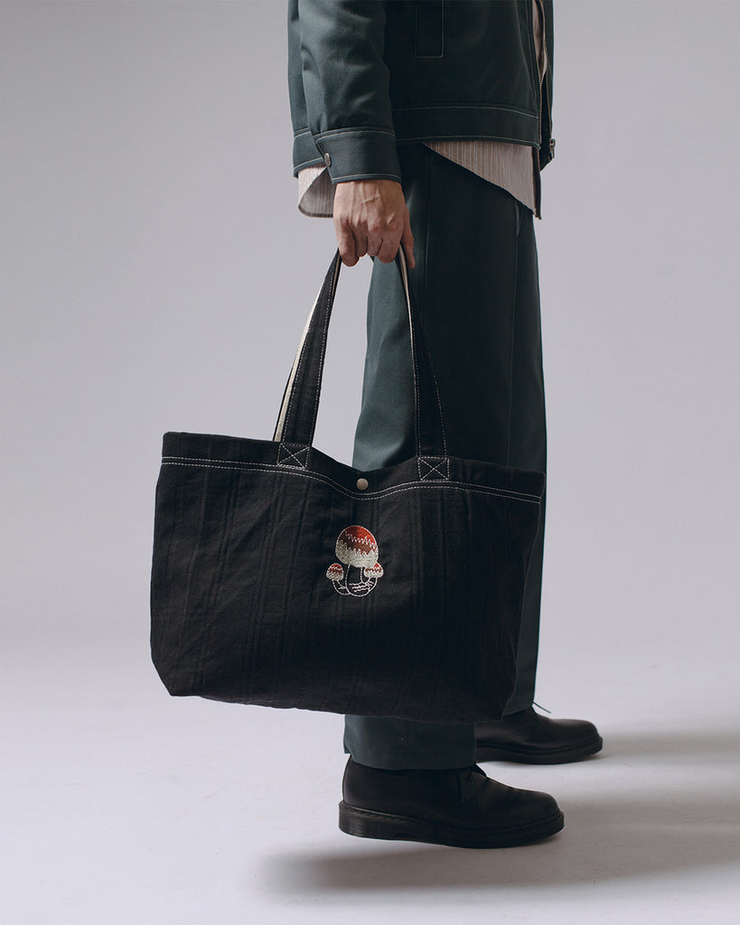 Takeyari Tote Bag - Black