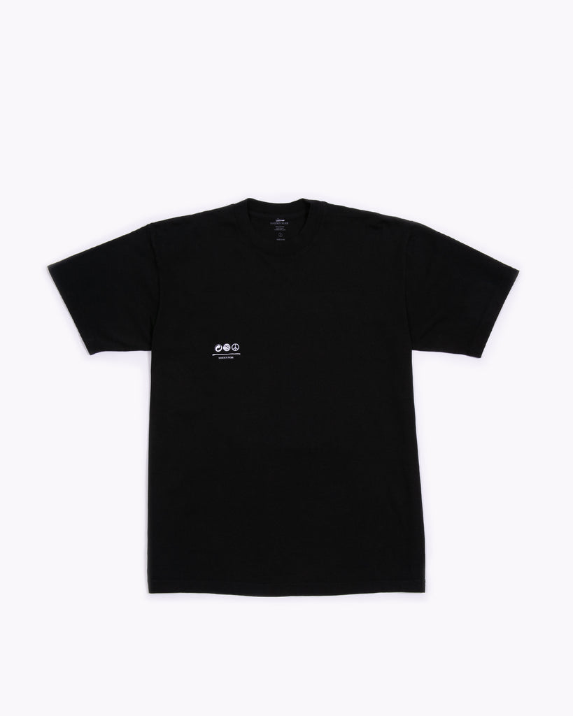 Agate S/S Jersey - Black