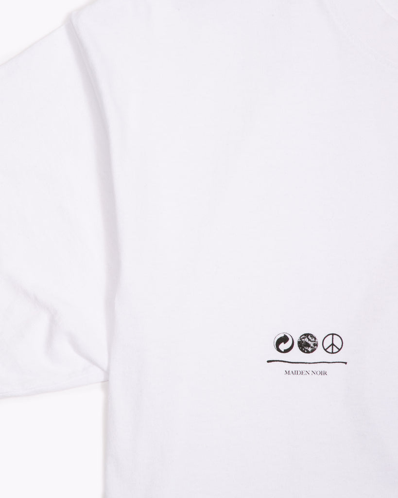 Agate S/S Jersey - White