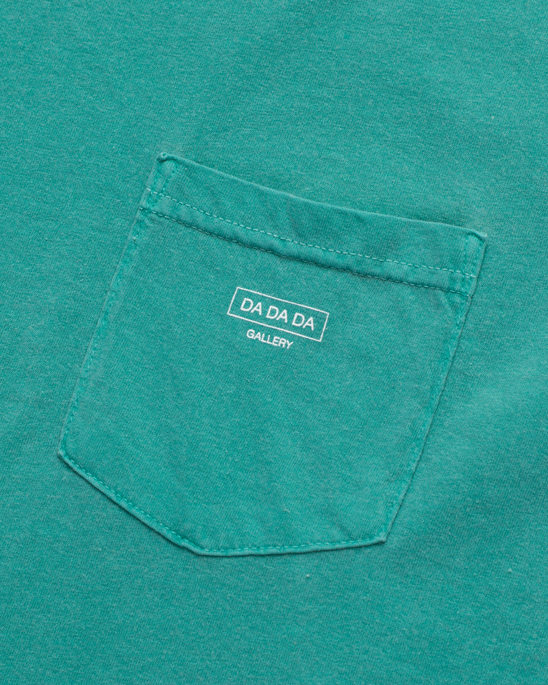 Logo Pocket Tee - Seafoam - [product _vendor]