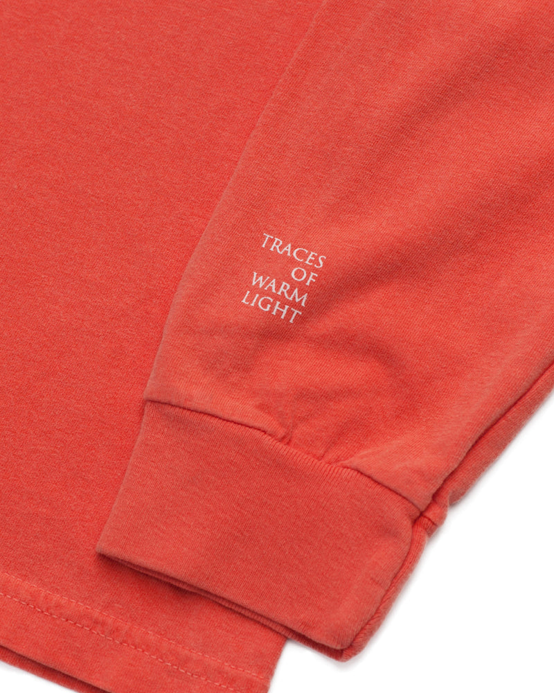 Rose L/S Tee - Salmon - [product _vendor]