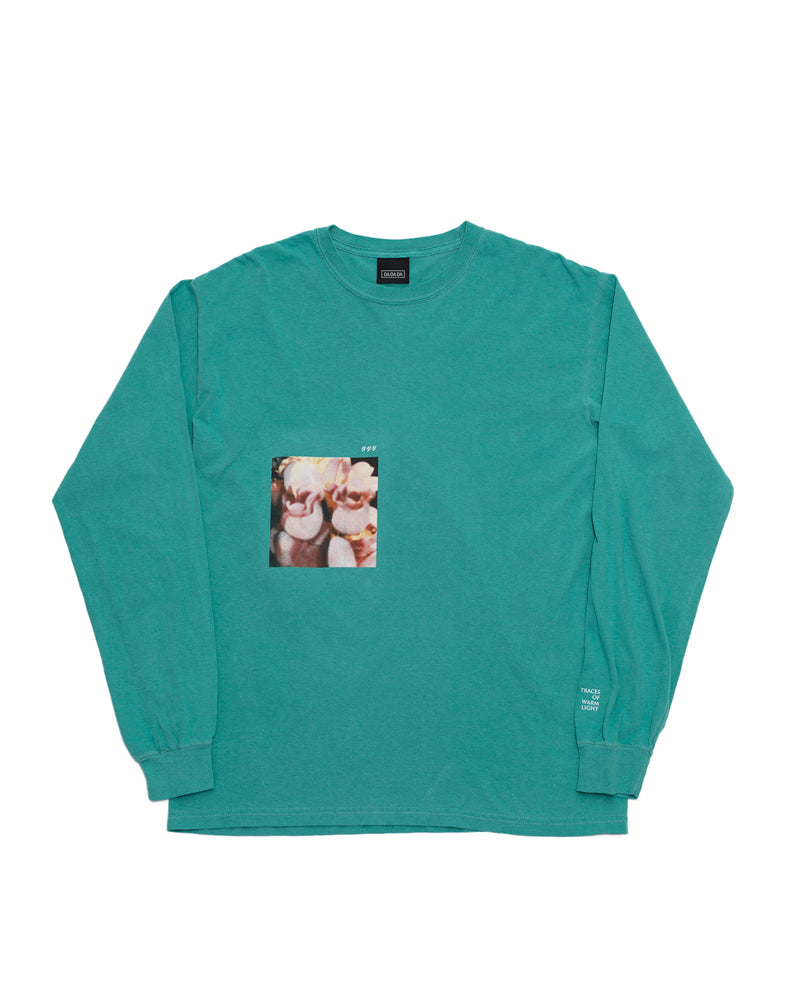 Rose L/S Tee - Seafoam - [product _vendor]