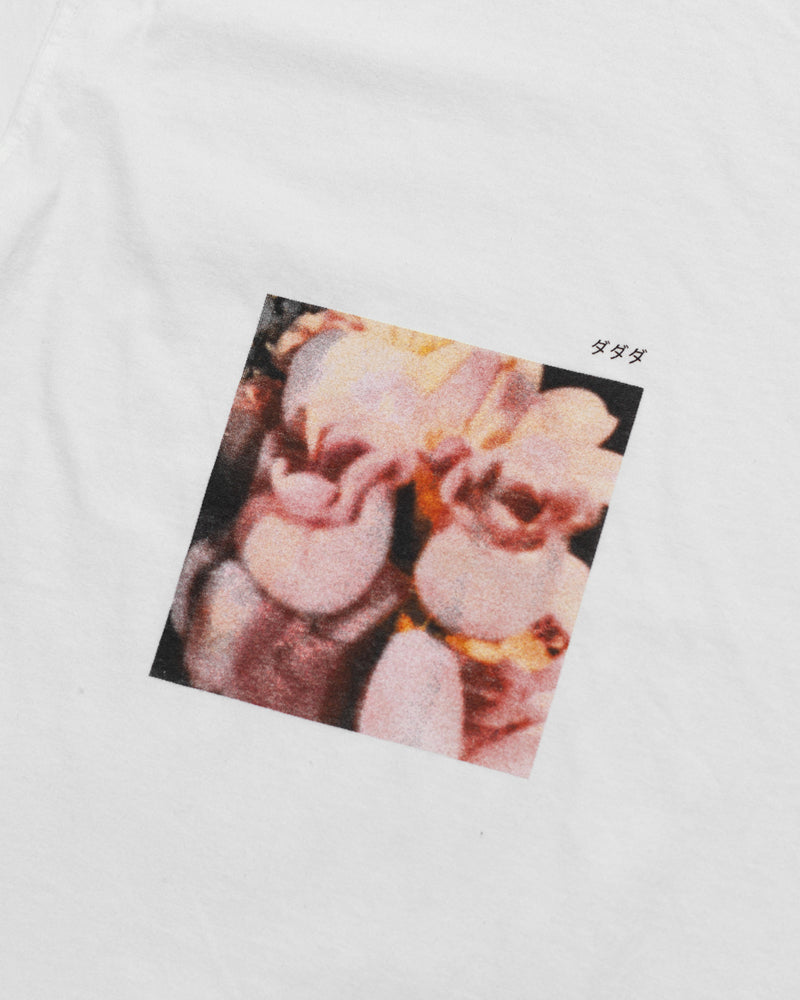 Rose Tee - White - [product _vendor]