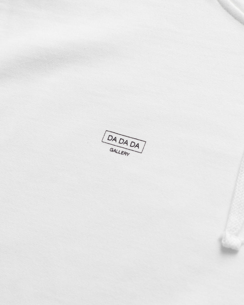 Logo Hoodie - White - [product _vendor]