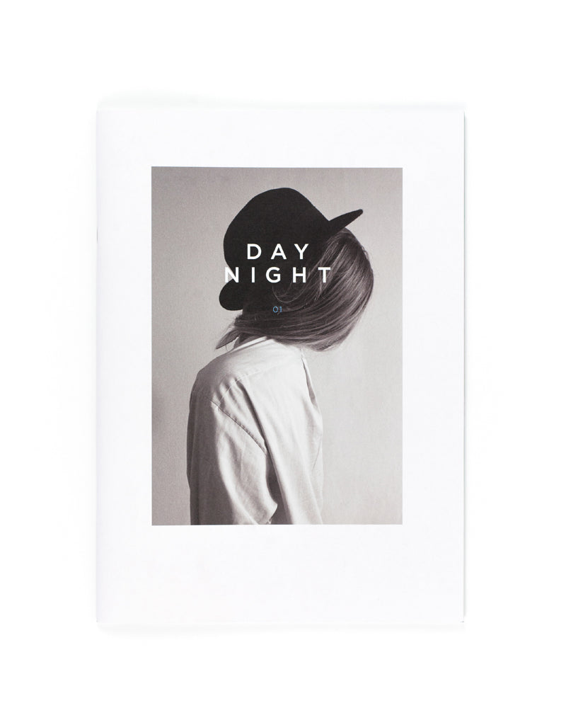 Day Night - Issue 01 - [product _vendor]