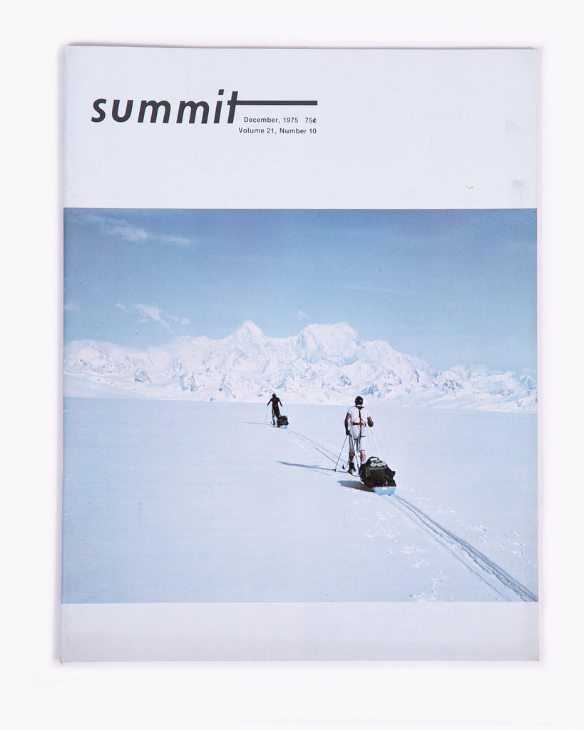 Summit Magazine - December 1975 Vol. 21 No. 10