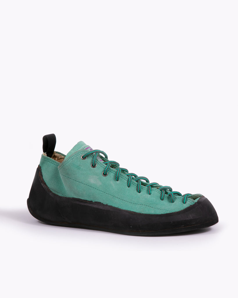 Five Ten Stealth C4 Climbing Shoe - Turquoise