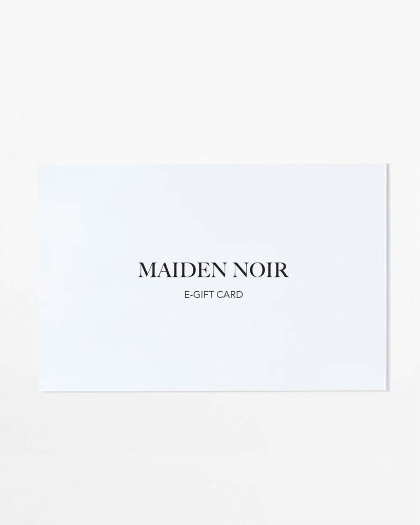 Maiden Noir E-Gift Card - [product _vendor]