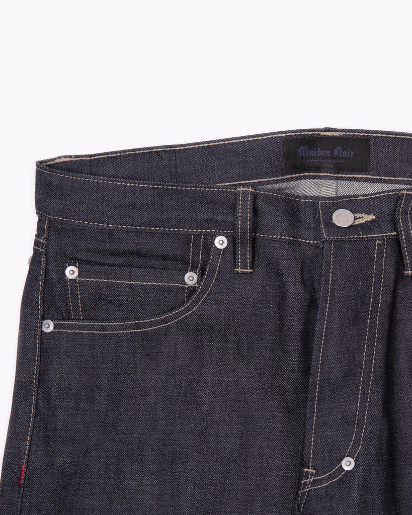 Original Full Fit Raw Denim - Indigo
