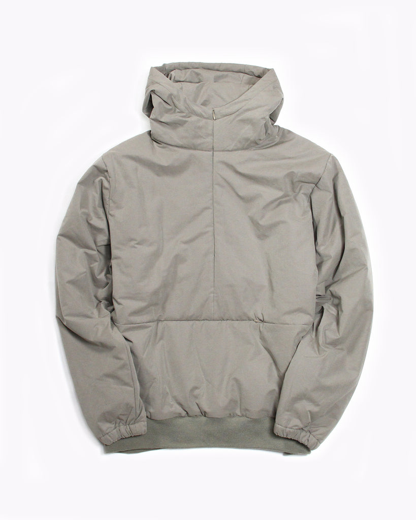 Insulated Hoodie - Beige