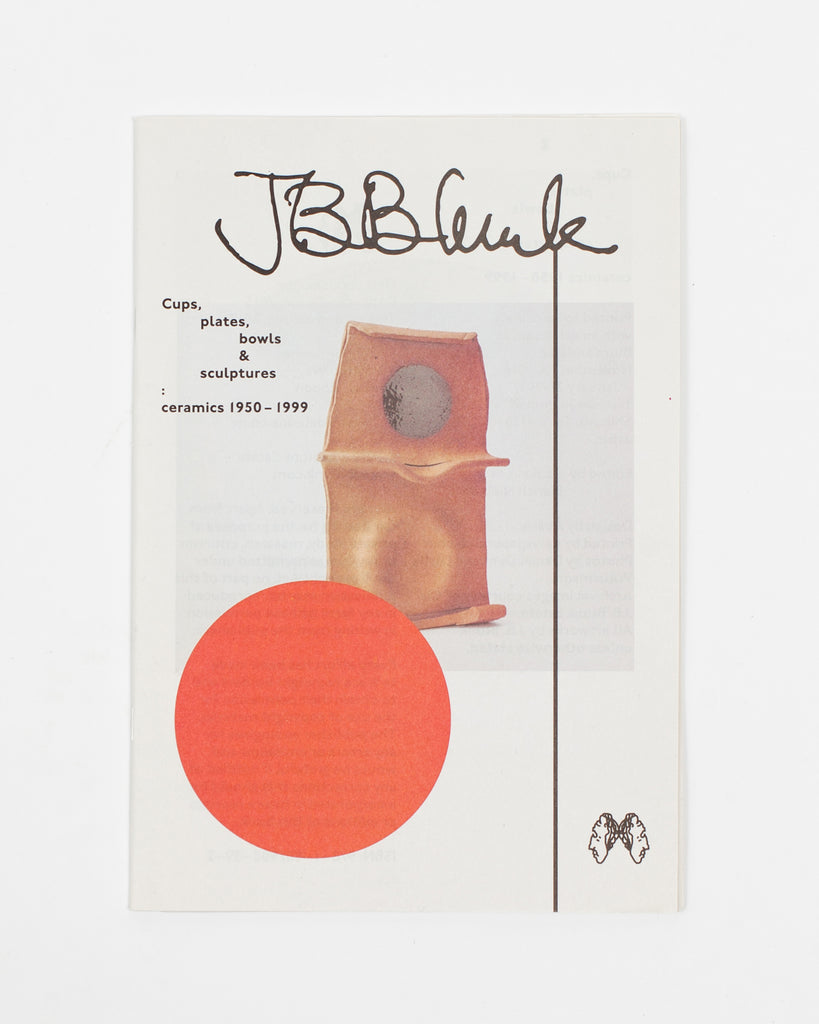 JB Blunk Cups, Plates, Bowls & Sculptures - JB Blunk - [product _vendor]