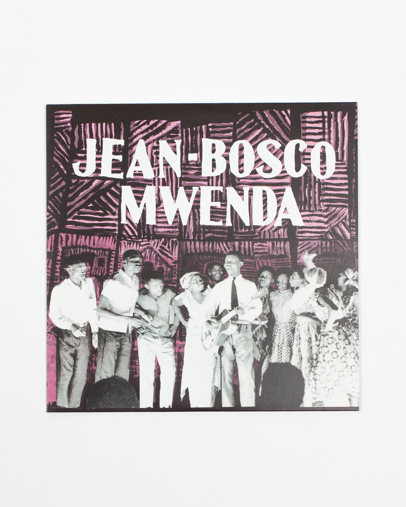 Jean - Bosco Mwenda - [product _vendor]