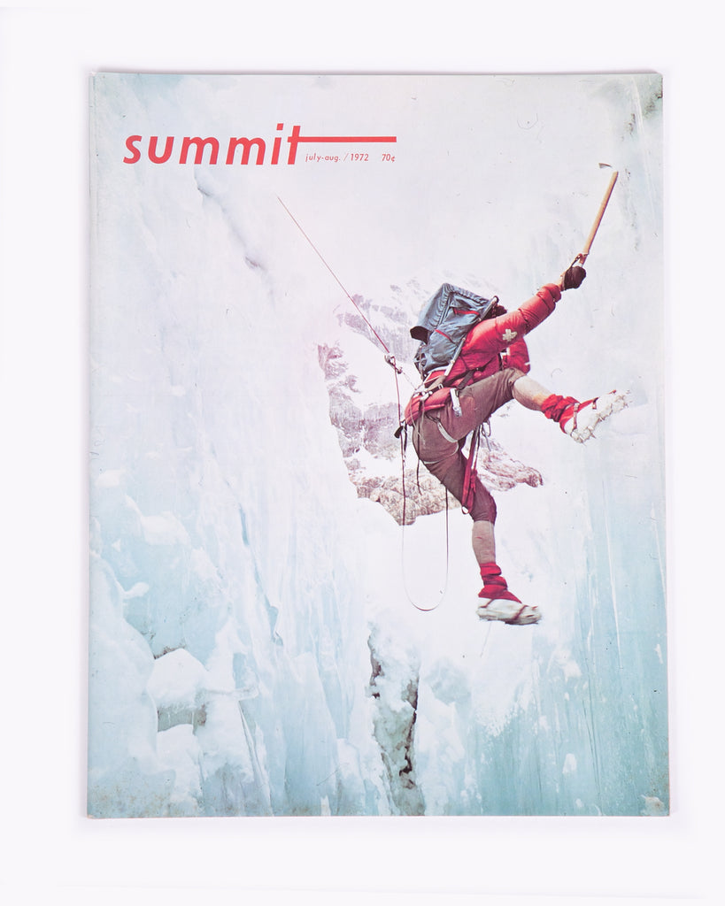 Summit Magazine - July/August 1972