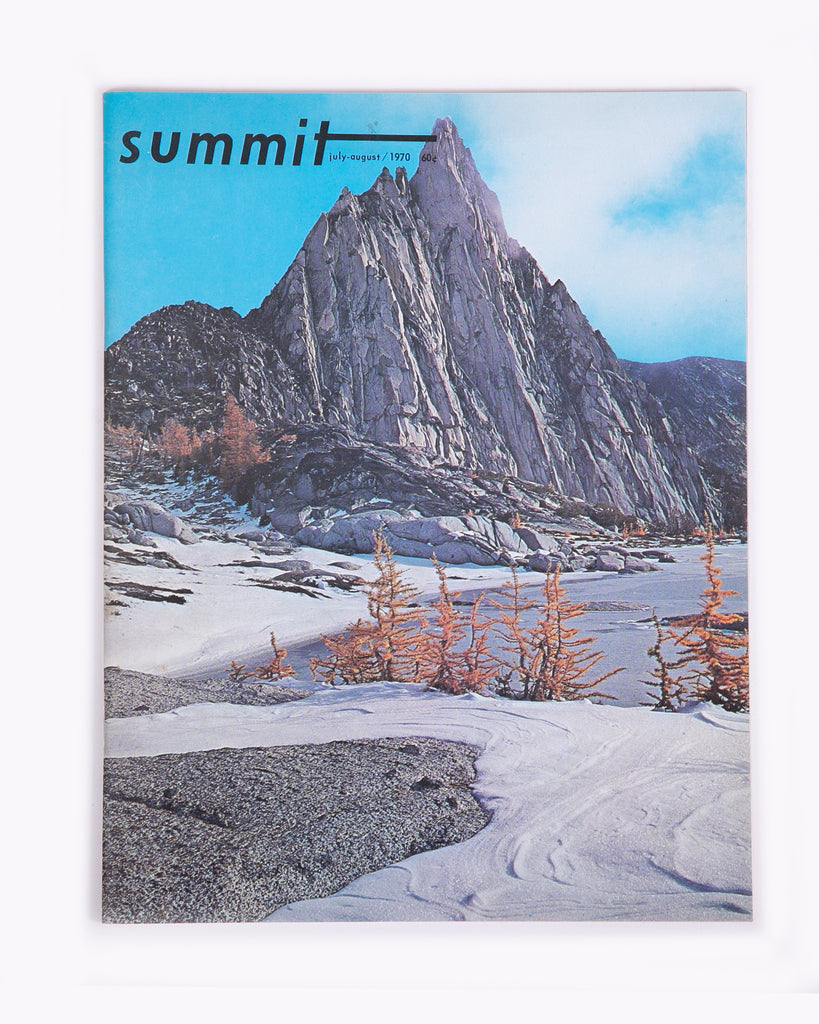 Summit Magazine - July/August 1970