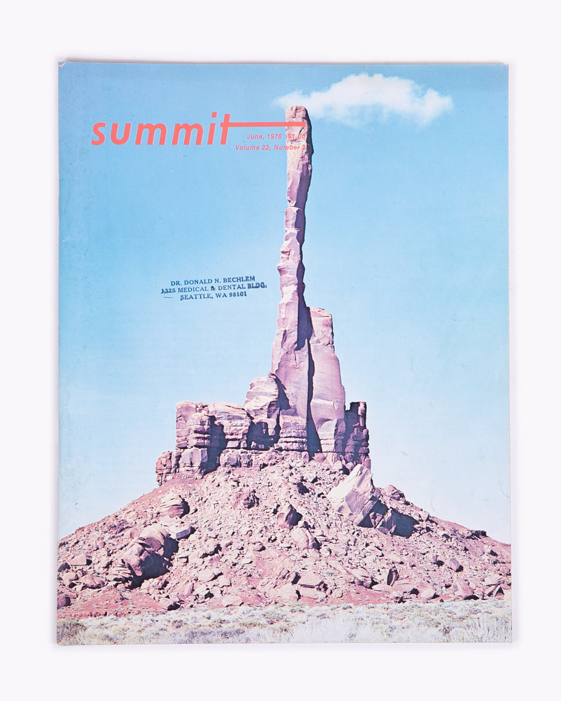 Summit Magazine - June 1976
