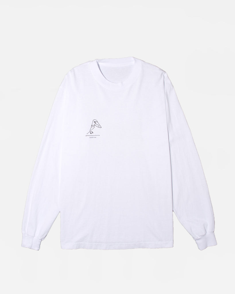 Ouverte LS Jersey - White - [product _vendor]
