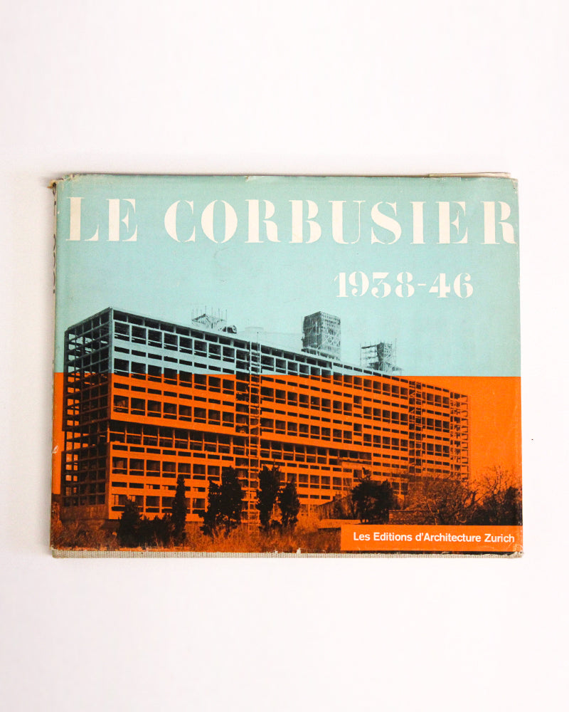 Le Corbusier 1938-1946 Volume 4 Complete Works - Maiden Noir
