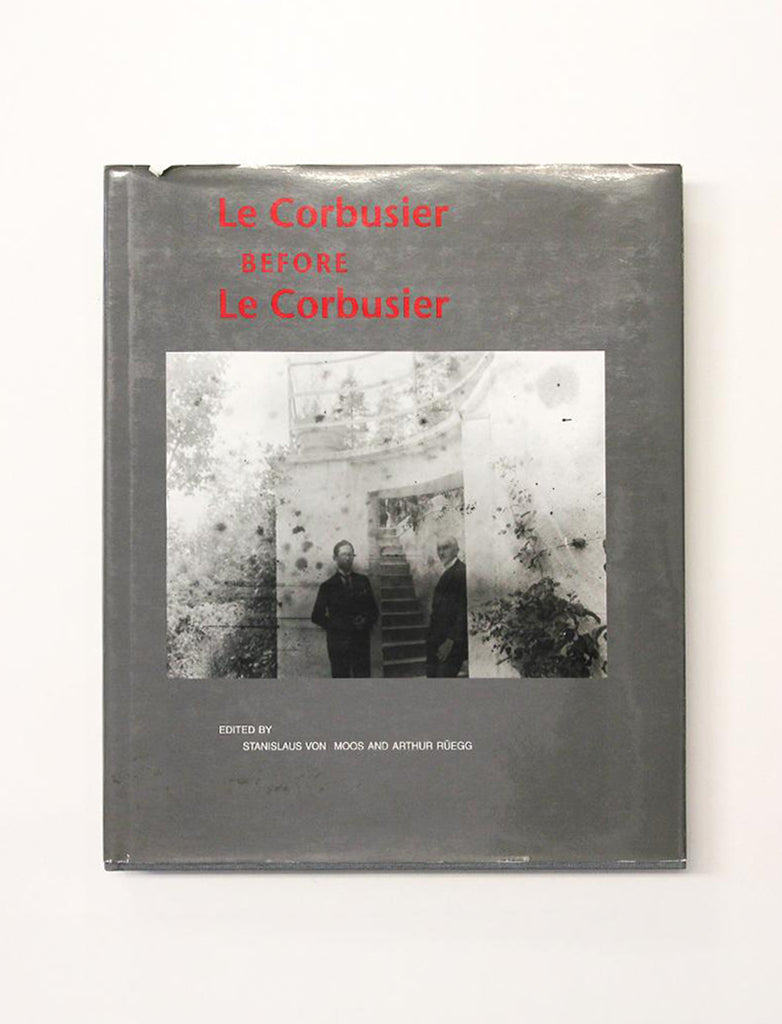 Le Corbusier Before Le Corbusier - Maiden Noir