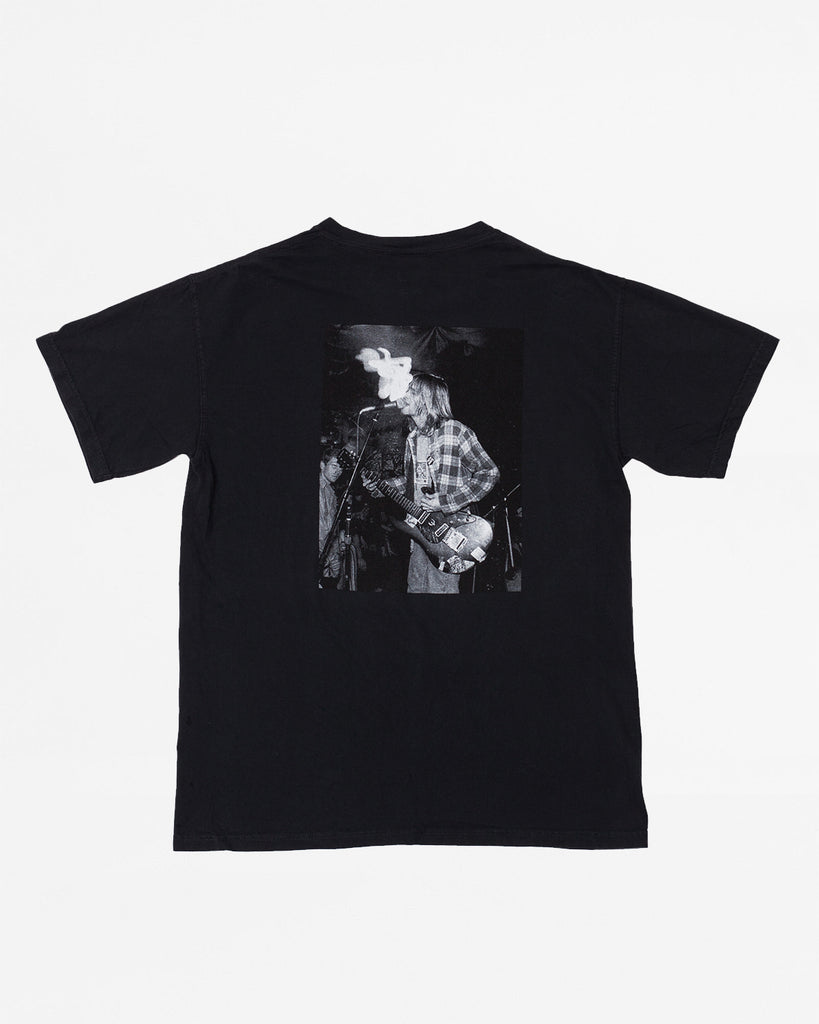 New Wave Tee - Black
