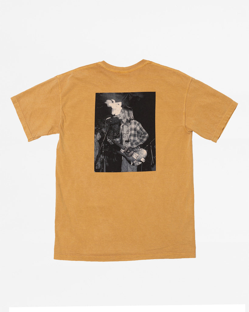 New Wave Tee - Yellow