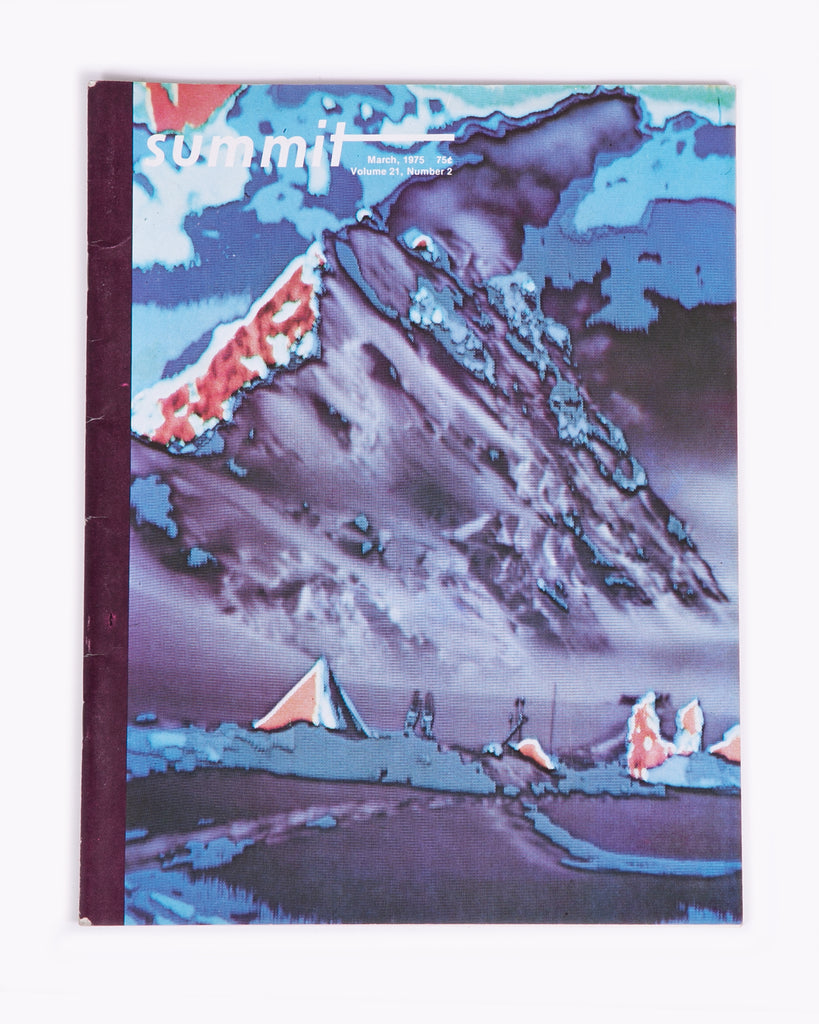 Summit Magazine - March 1975 Vol. 21 No. 2