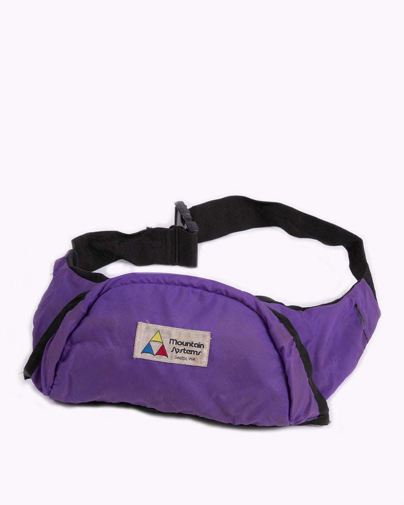 Mountain Systems Waist Pack - Purple