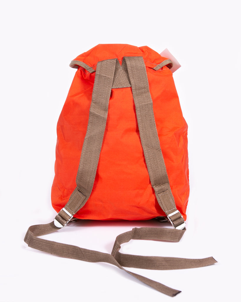 Day Hiker Nylon Backpack - Orange
