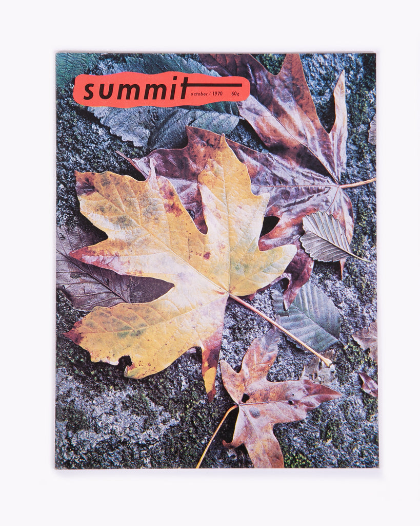 Summit Magazine - October 1970