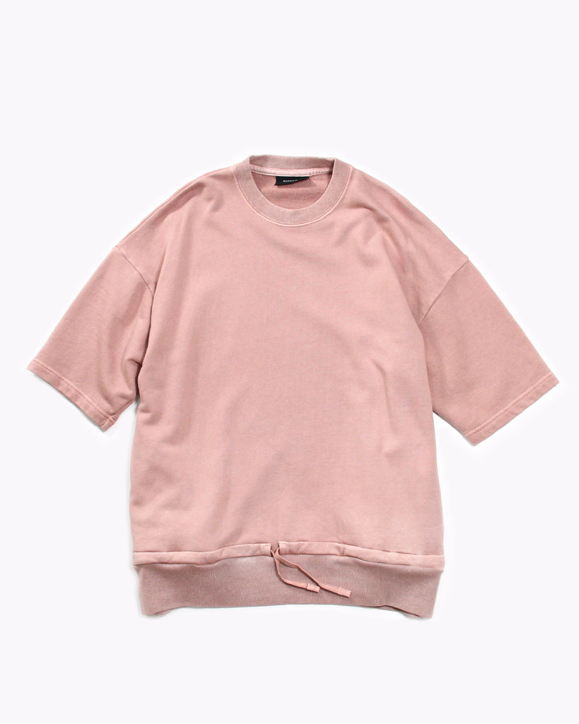 Overdyed SS Fleece - Coral - [product _vendor]
