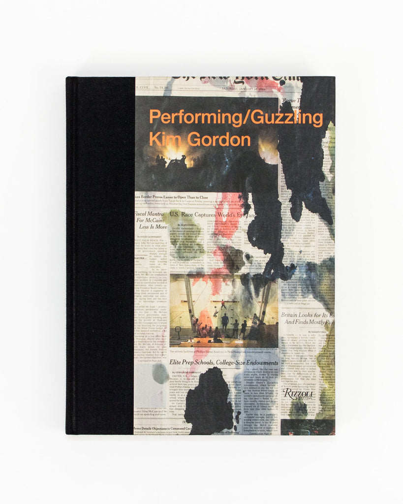 Performing/Guzzling - Kim Gordon - [product _vendor]