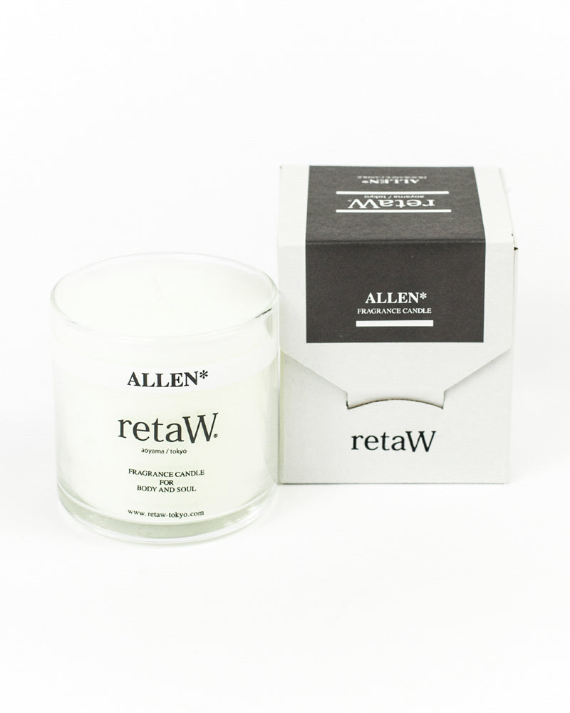 Fragrance Candle - Allen - Maiden Noir