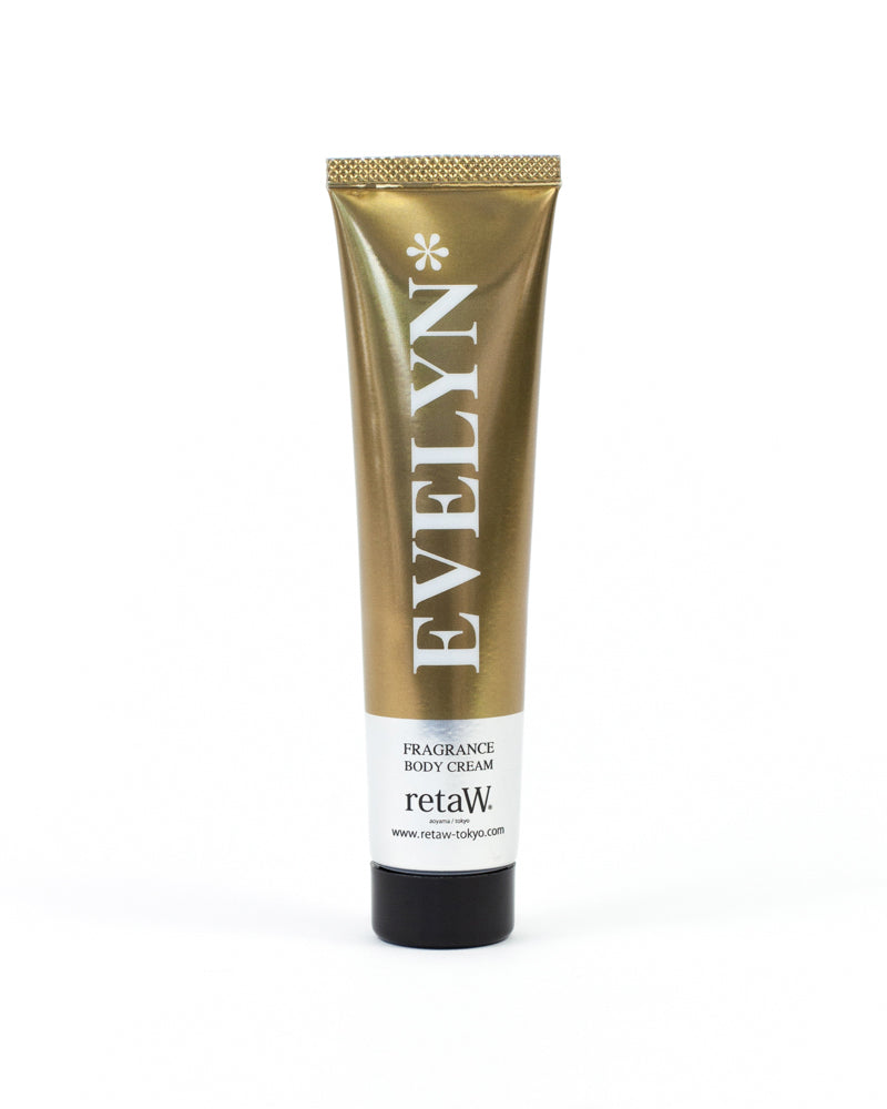 Fragrance Body Cream - Evelyn - Maiden Noir
