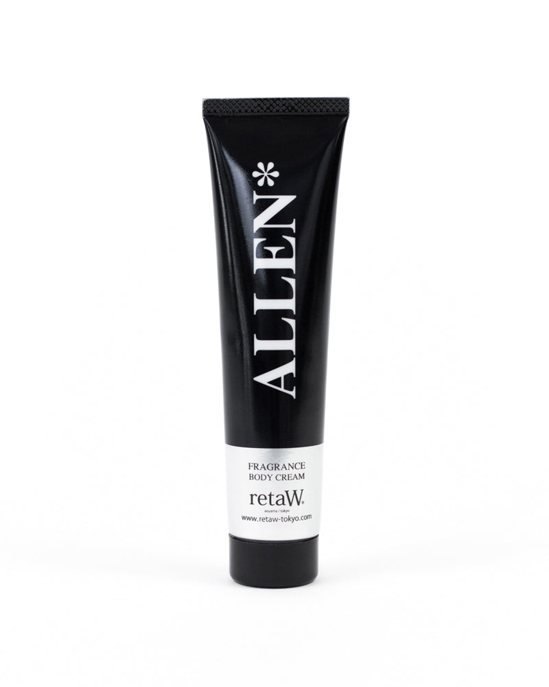 Fragrance Body Cream - Allen - Maiden Noir