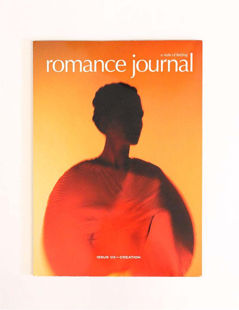 Romance Journal - Issue 03: Creation - [product _vendor]