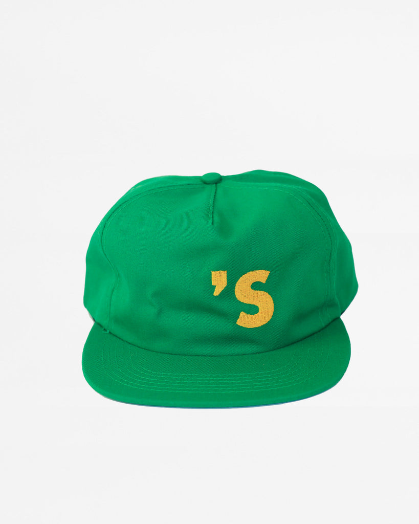 Sneeze Logo Hat - Green - [product _vendor]
