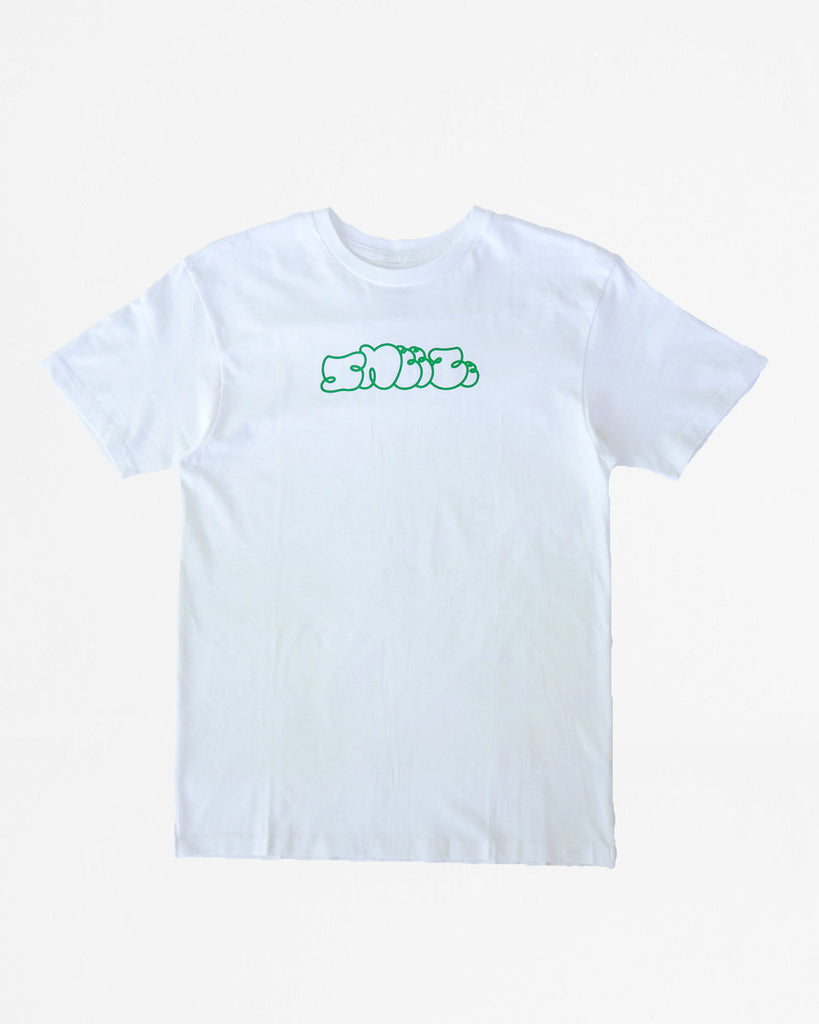 Sneeze SS Shirt - White - [product _vendor]
