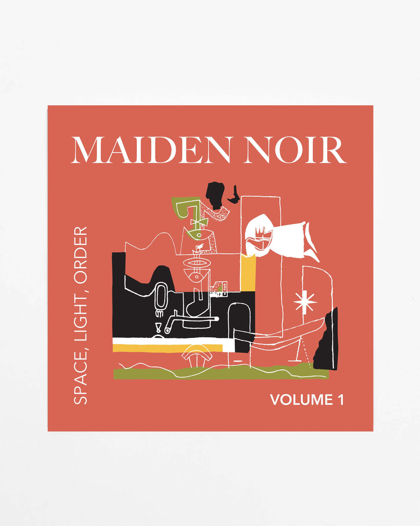 Space, Light, Order Vol. 1 - Maiden Noir
